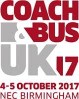 Coach & Bus UK 2017 4th – 5th October 2017