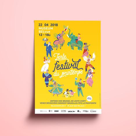 Lente Festival Du Printemps