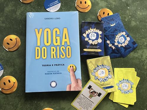 Kit Yoga do Riso em Casa