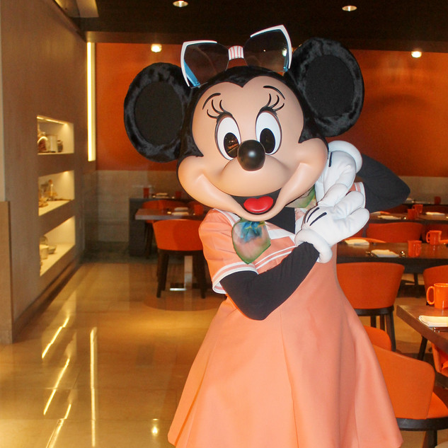 UDCHG DINING MINNIE NEW LOOK FOUR SEASON