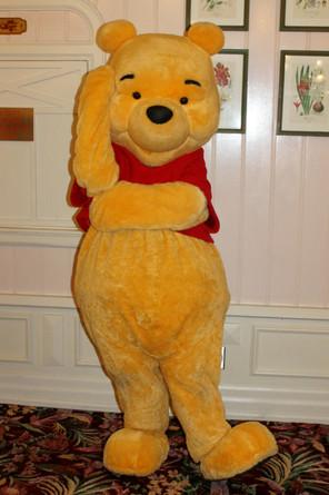 Winnie the Pooh Crystal Palace