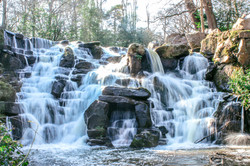 Virginia Waters Waterfall