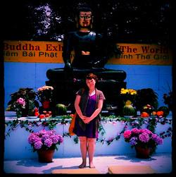 Diana & Buddha