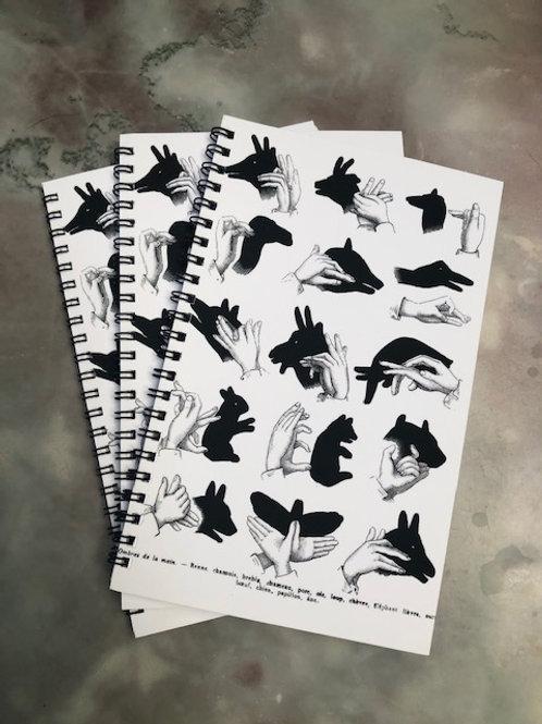Shadow Puppet Journal