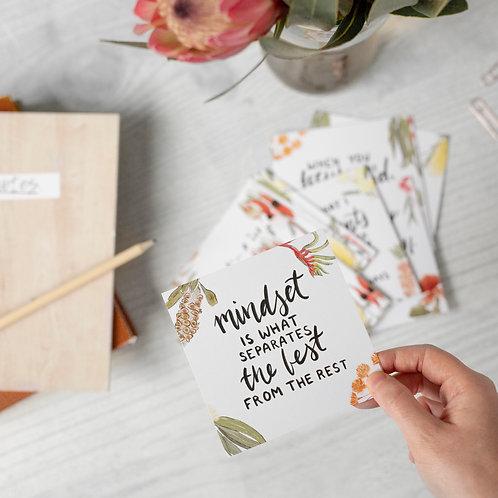 Affirmation Cards for Teachers