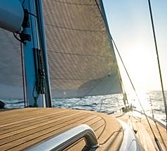 Kraken Yachts sailing