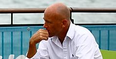 Kevin Dible designer of Kraken Yachts