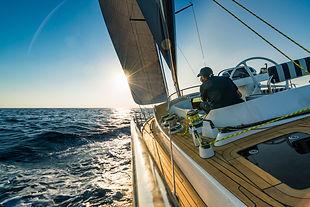 Sailing the Kraken across the ocean