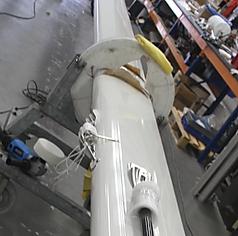 Boom In Mast furling for the Kraken Sailing Yachts