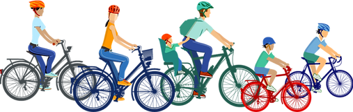 Students on bicycle.png
