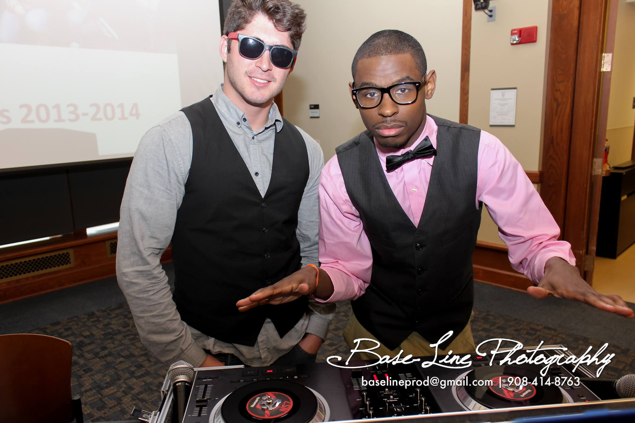 James DJ Yames DJing at Montclair NJ