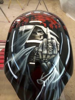 Custom Bike Fender