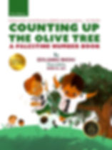 Final Cover - Counting Up the Olive Tree