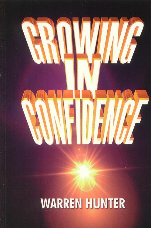 Growing in Confidence - Ebook