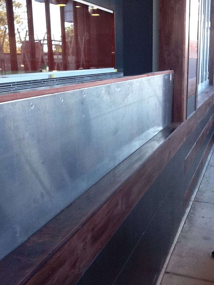 Bi folds for shop fronts