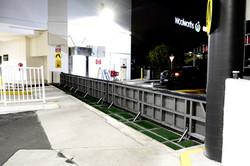 Ram Push barrier