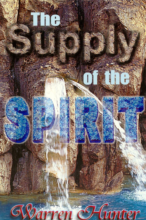 The Supply of the Spirit - Ebook