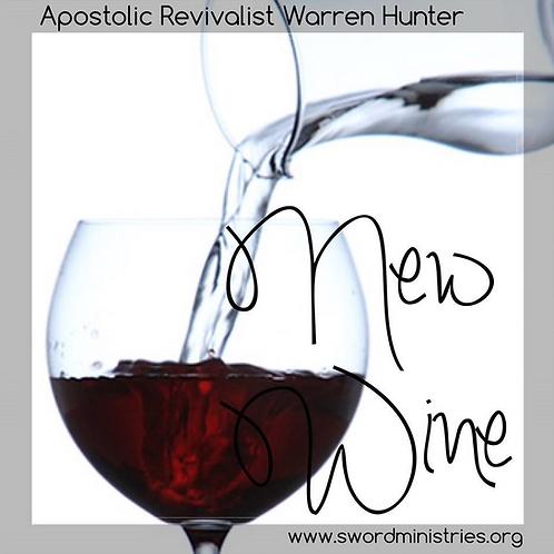 New Wine Experience