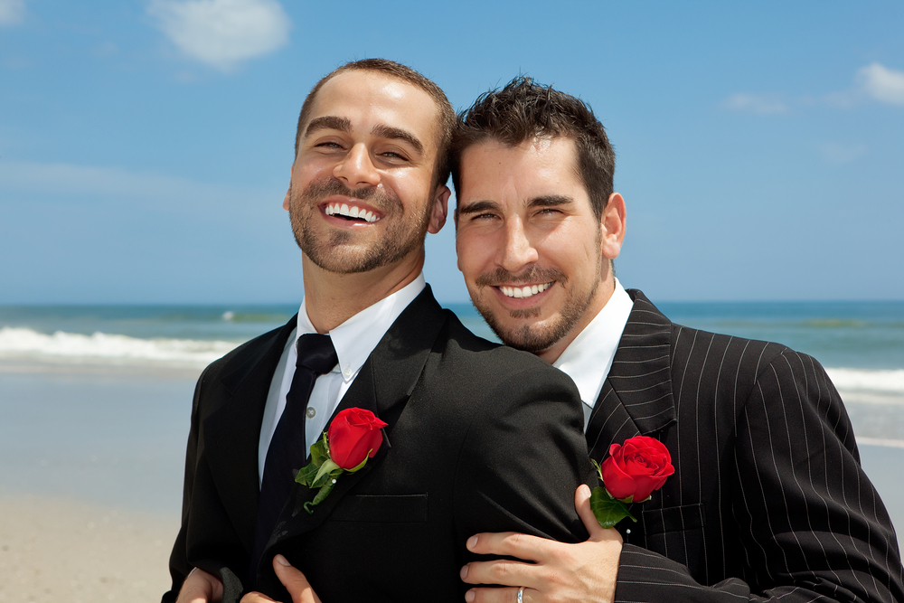 gay ceremony