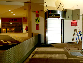 Warringah Mall – integrating both individual and groups of flood barriers into a shopping centre