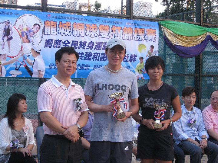 Mixed 2nd Runner