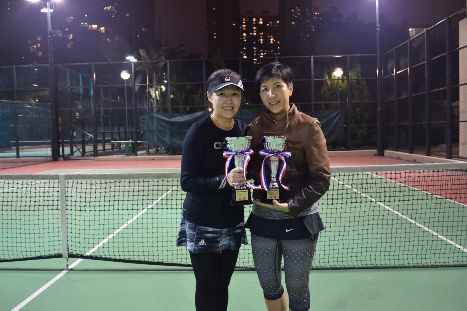 Champion : Grace & Mary
