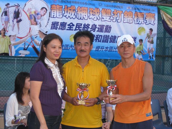 Men 3rd Runner