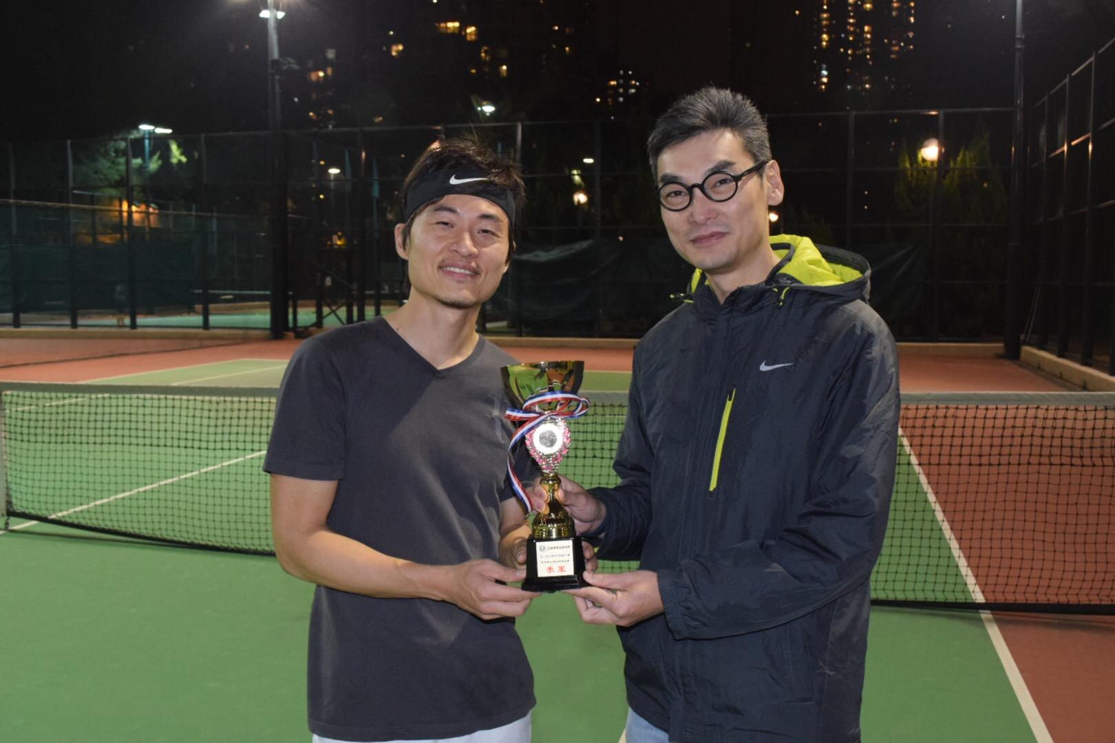 2nd Runner-up Ian