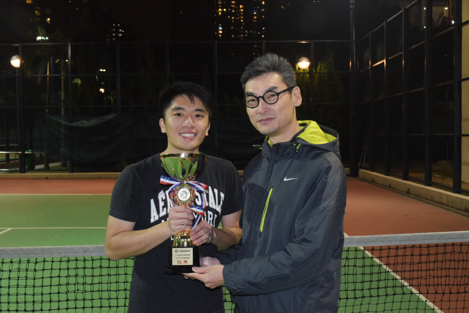 Champion Henman