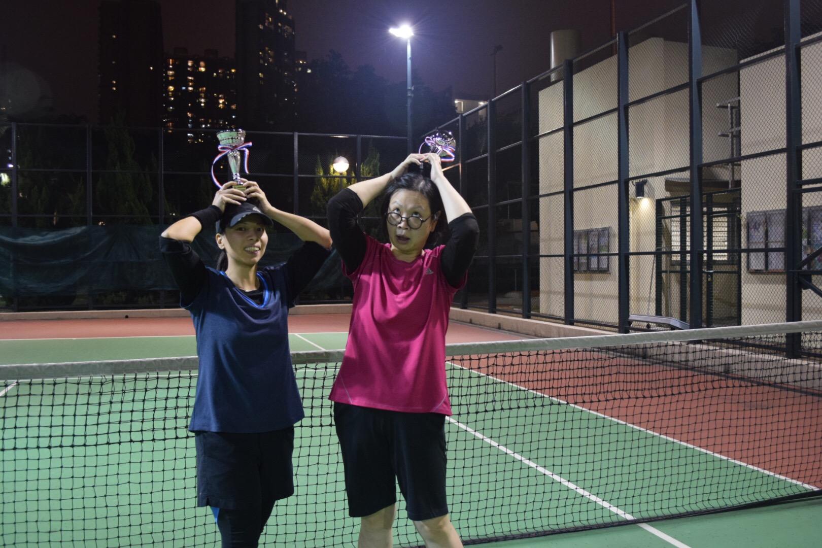 2nd Runner-up Annie & Carey