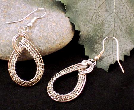 Nickel Silver Earrings