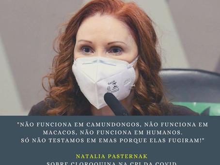 Microbiologista desmascara a farsa da Cloroquina de Bolsonaro