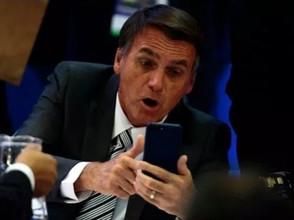 """Bolsonaro perde """"seguidores"""", após twitter suspender contas de """"robôs"""""""