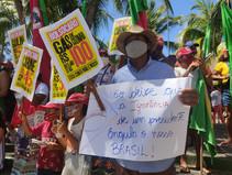 """#7SForaBolsonaro e """"Grito dos Excluídos"""" se unem nas ruas em Defesa da Democracia"""