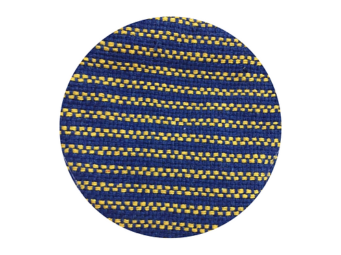 Yellow and blue stripes