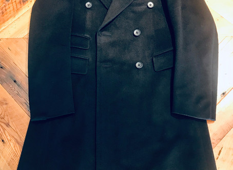 コートって何着持ってます?