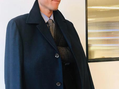 スーツの秋冬トレンドレポート