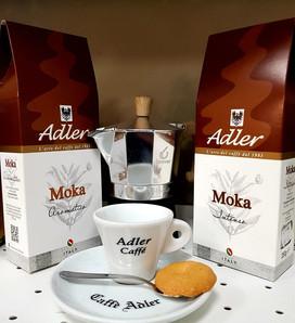 moka + tazzina