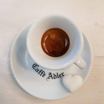 espresso + zuccherini