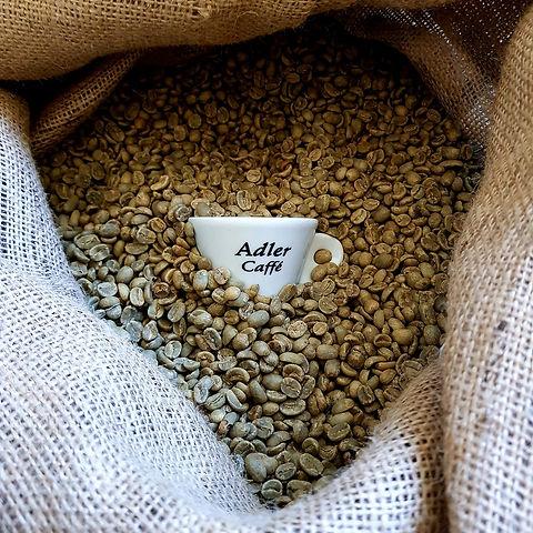 Caffè crudo