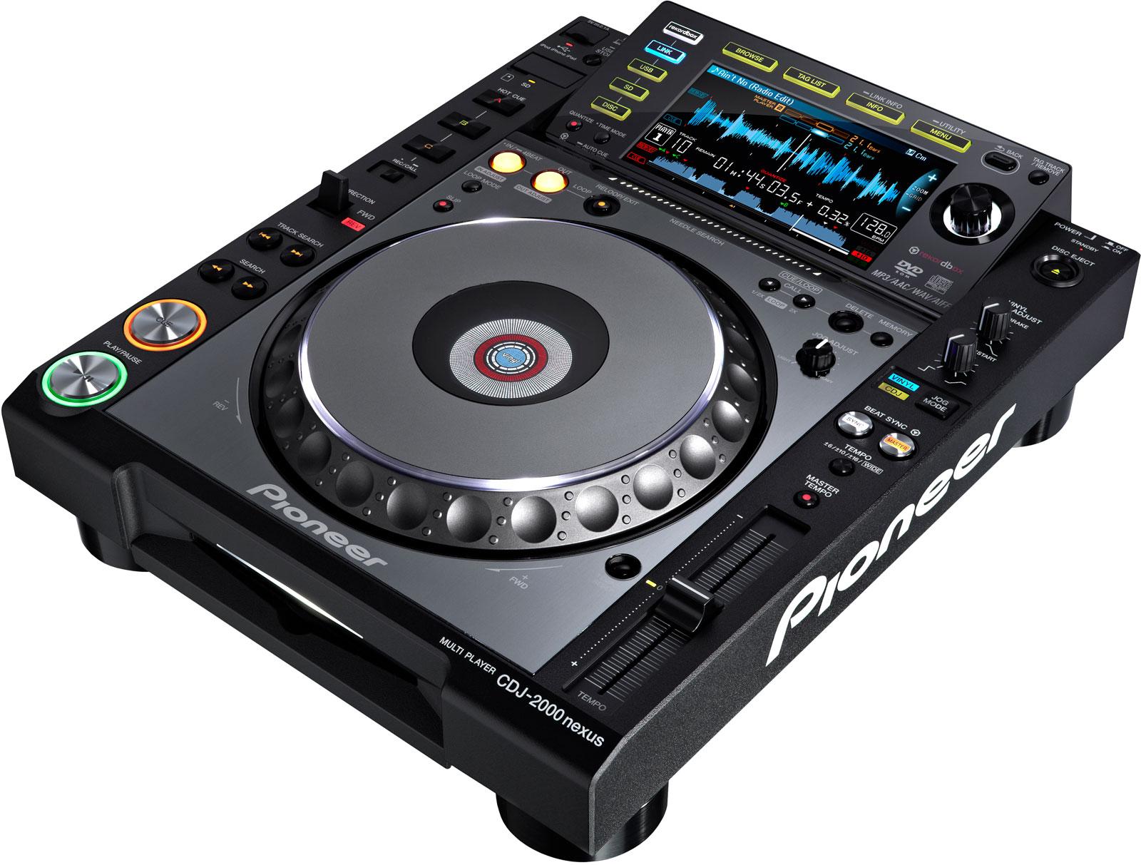 Pioneer-CDJ2000-Nexus