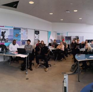 Co-creation Workshop at SDU