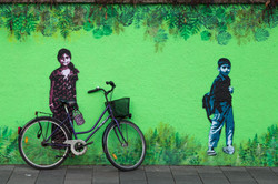Street Art, Munich, Germany
