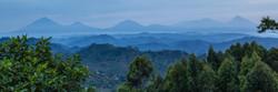 Virunga Volcanoes, DR Congo