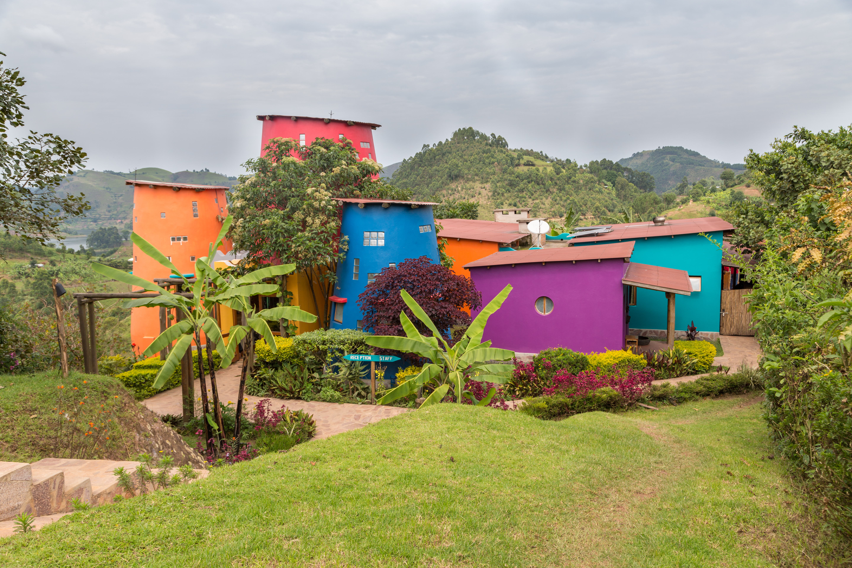 Chameleon Hill Lodge, Lake Mutanda, Uganda