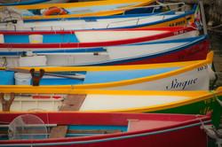 Fishing Boats, Lake Garda, Italy