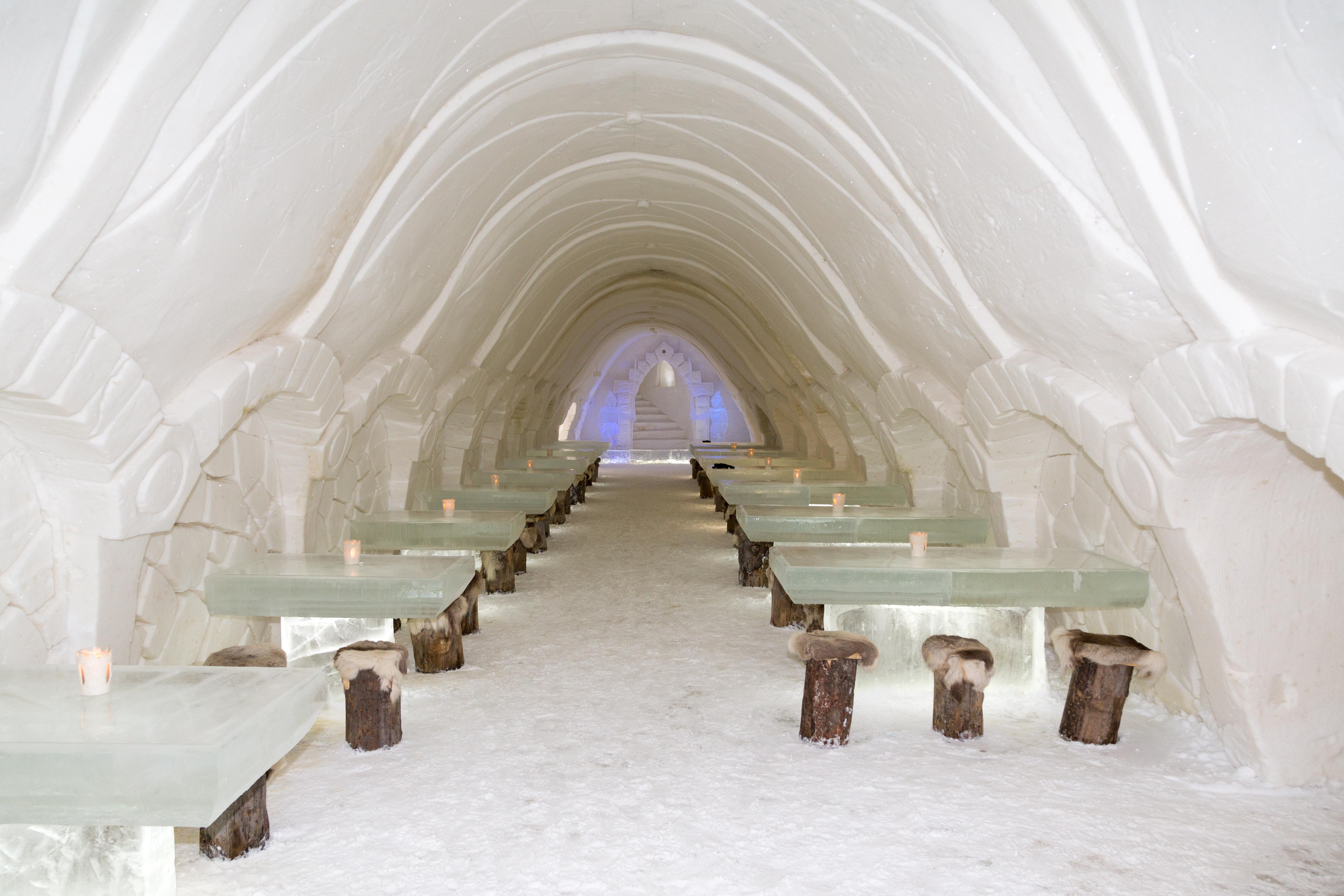 Snow Castle, Kemi, Finland