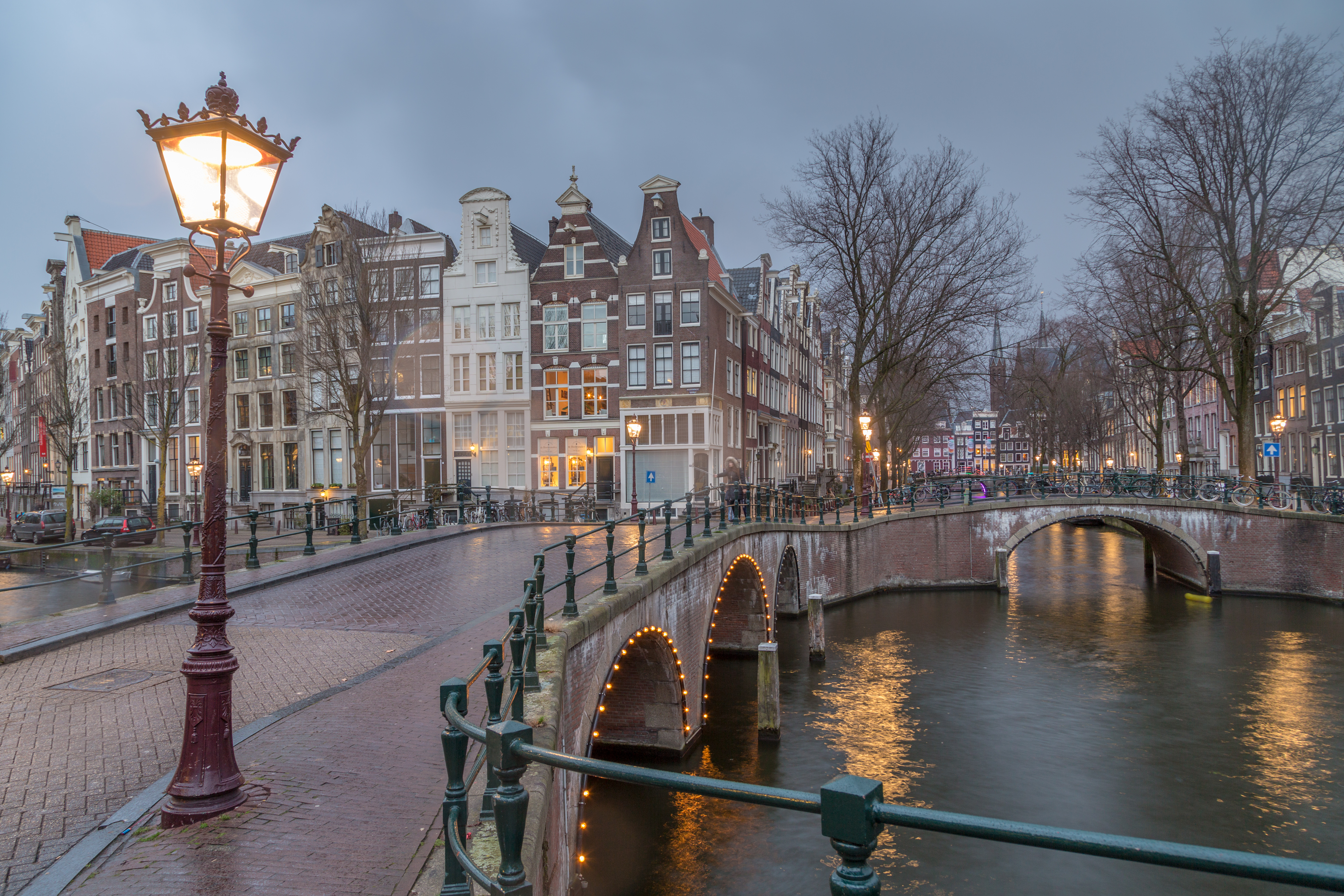 Gracht, Amsterdam, Netherlands