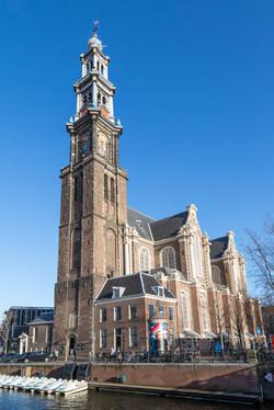 Westerkerk, Amsterdam, Netherlands