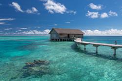 Gangehi Island, Maldives